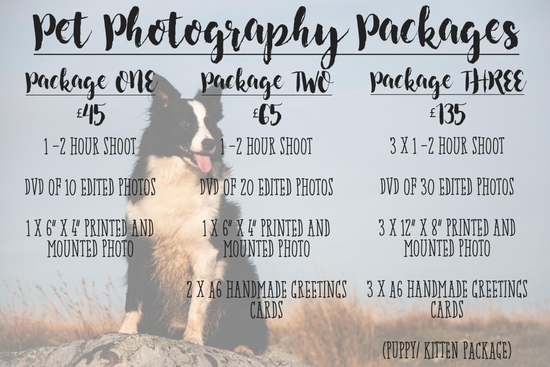 Price List KM Photography